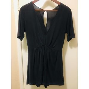 LUSH one piece romper shorts. Size small.